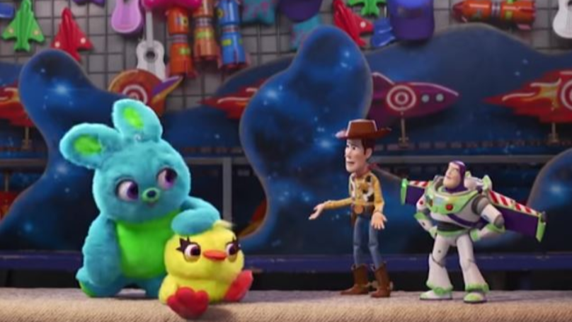 Disney Releases Second Official Trailer For Toy Story 4