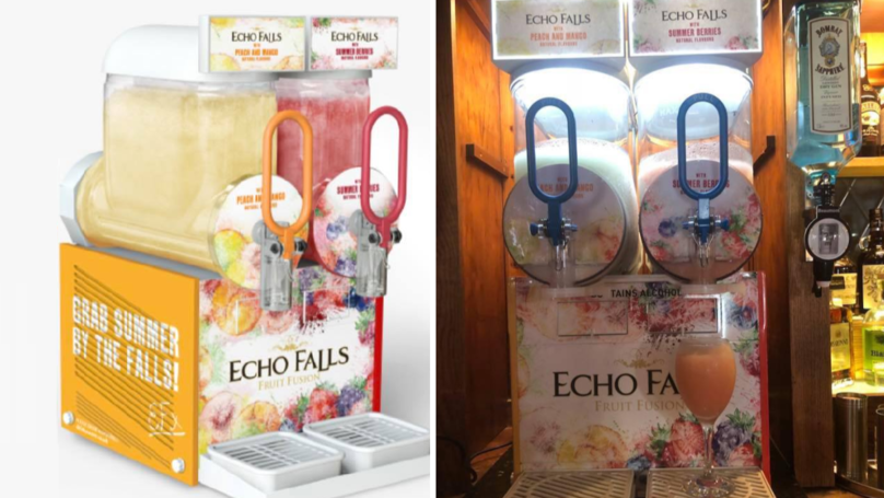 You Can Now Get Frozen Echo Falls Wine Slushies Perfect For This Heatwave