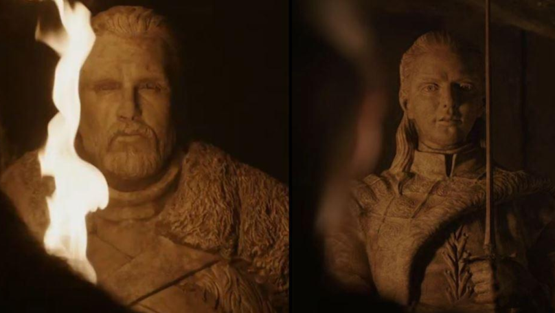 Fans Notice Statues In Game Of Thrones Season 8 Teaser And They Want Answers