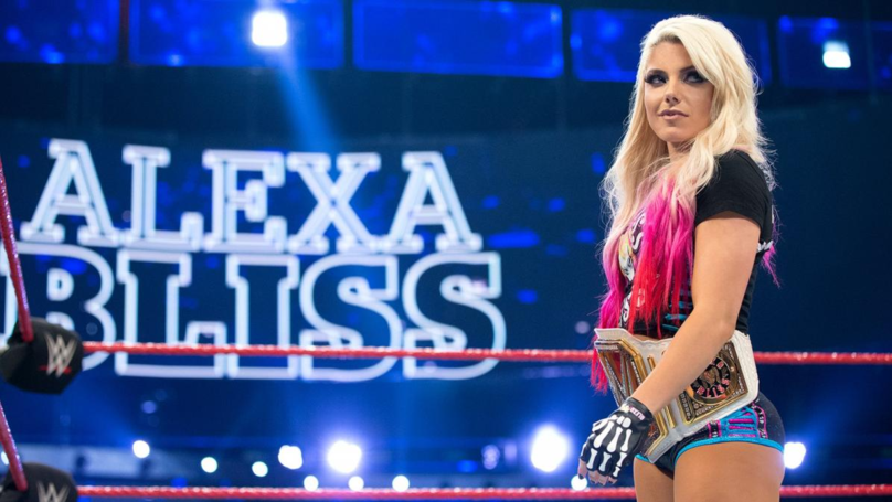 Alexa Bliss Prepares For The Biggest Month Of Her Career
