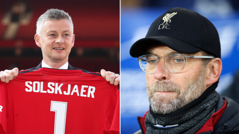 Manchester United Manager Ole Gunnar Solskjaer Will Earn More Than Liverpool's Jurgen Klopp