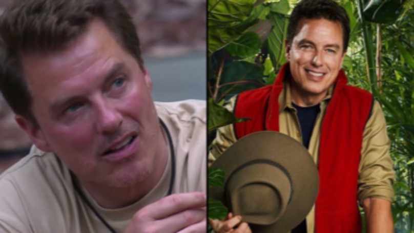 John Barrowman Excluded From 'I'm A Celeb' Vote Off After Spraining Ankle