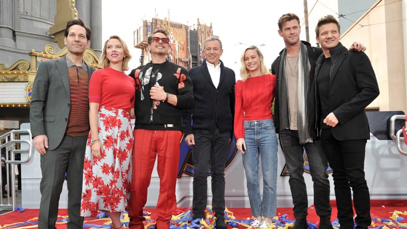 Avengers: Endgame Stars Assemble As Disney Donates $5m To Children's Charities