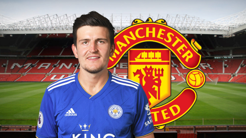 Manchester United 'Finally Agree' To Sensational £80m Deal For Harry Maguire