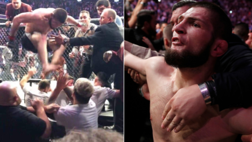 It Is Understood Khabib Will Be Given 'Nine Month Ban' For Incident At UFC 229