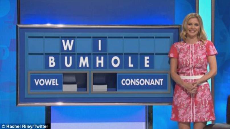 Rachel Riley Left Embarrassed As Boyfriend Spells 'Bumhole' On 'Countdown'