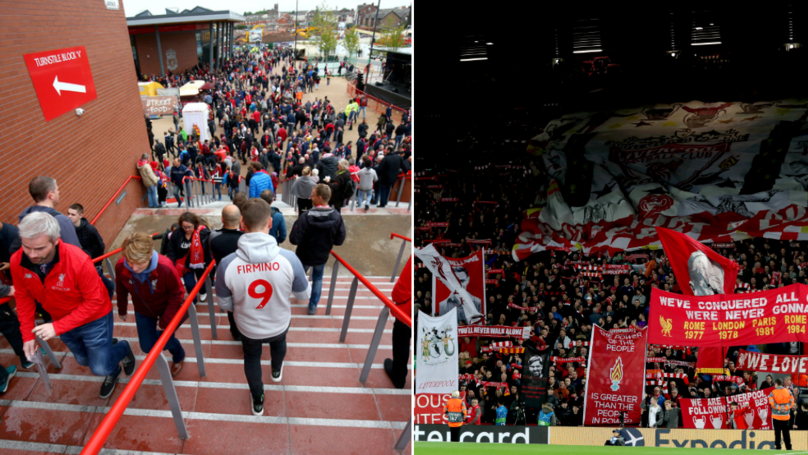 What Liverpool Fans Are Planning To Do To Get Anfield Rocking For The Rest Of The Season