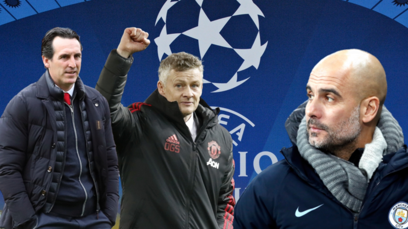 How Manchester United And Arsenal Could Secure Champions League Football If They Finish Fifth