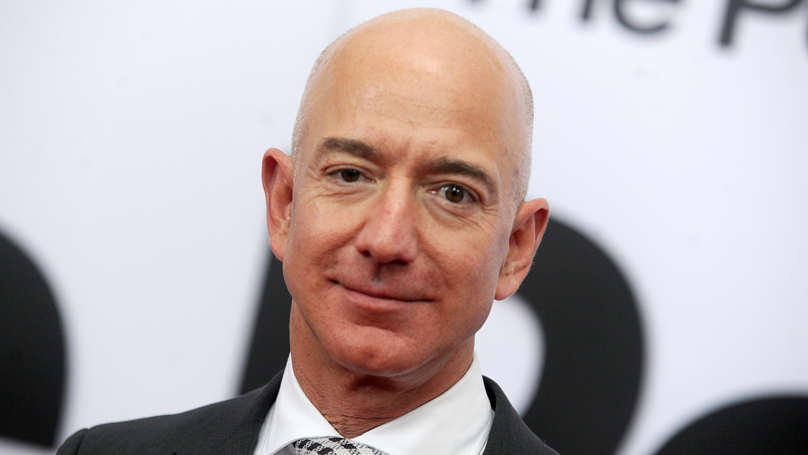 Amazon CEO Jeff Bezos Donates $33 Million To Fund For Undocumented US Students