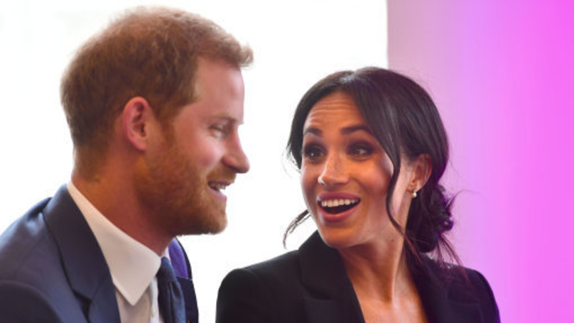 Odds On Meghan Markle And Prince Harry's Royal Baby Name Revealed