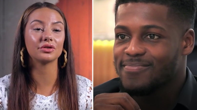 WATCH: Woman Angers First Dates Viewers By Saying She Was 'Born In Wrong Race'
