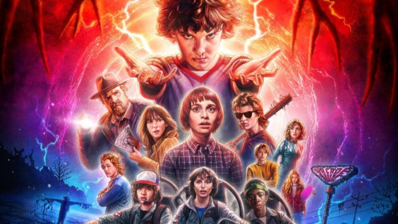 Stephen King Reckons 'Stranger Things' Is 'Balls To The Wall Entertainment'