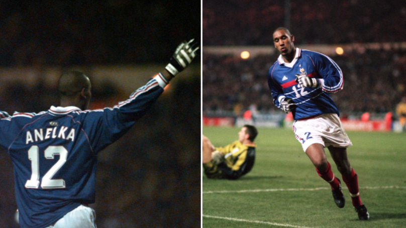 The Iconic Day Nicolas Anelka Wore Goalie Gloves For No Reason