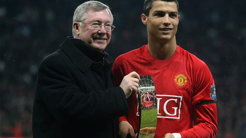 This Cristiano Ronaldo Interview On Sir Alex Ferguson Shows Just How Close The Pair Are