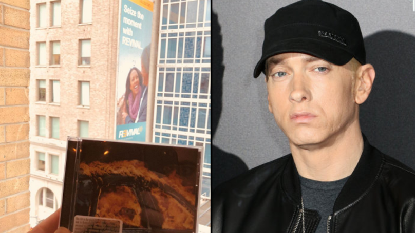 Eminem's Manager Has Sneakily Revealed The Name Of His Upcoming Album