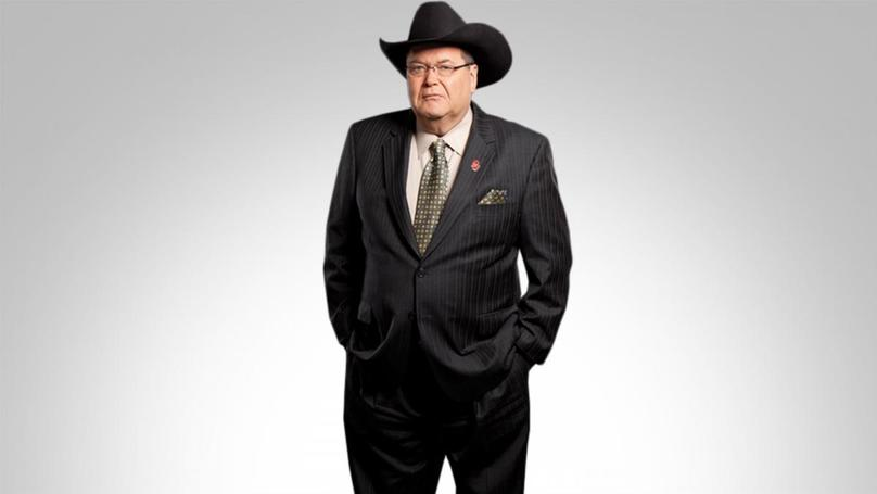 Wrestling Legend Jim Ross Shares Insight Into His Iconic Commentary