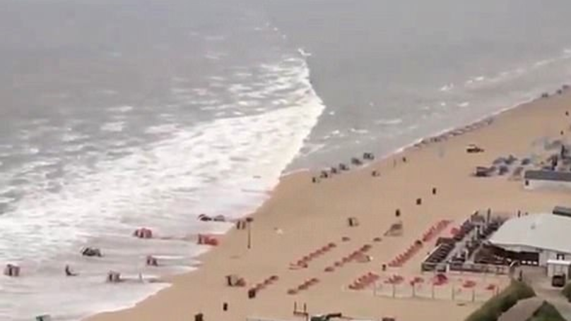 The Netherlands Was Hit By A Rare 'Mini-Tsunami' This Week