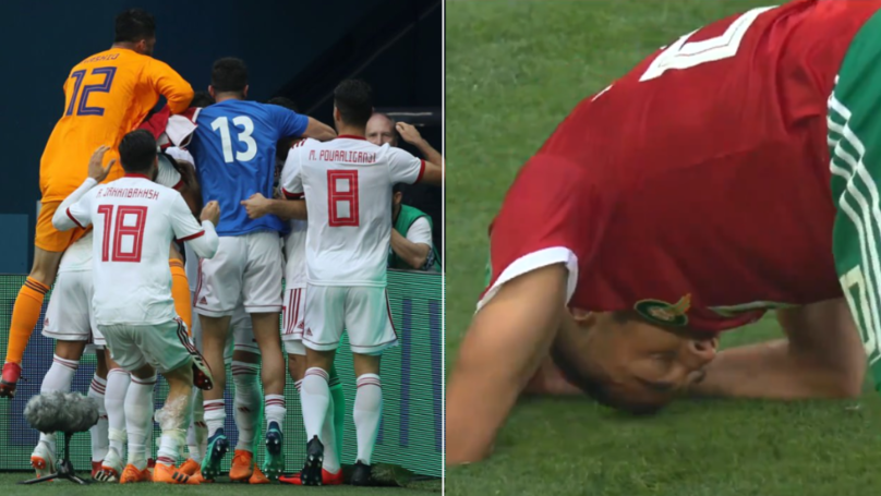 Iran Have Won Their First World Cup Game In 20 Years