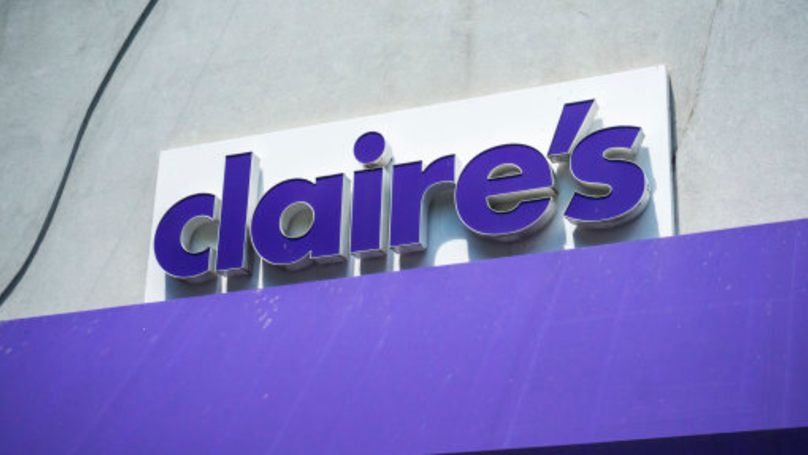 ​Claire's Accessories​ Reportedly Plans To File For Bankruptcy