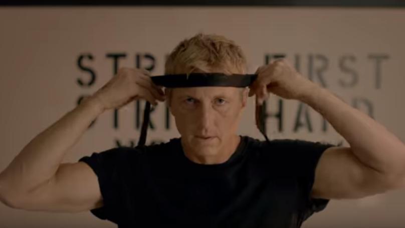 New 'Karate Kid' Spin-Off Series 'Cobra Kai' Drops Trailer