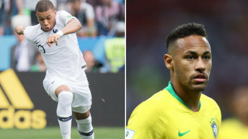 Neymar's Reported Treatment Of Kylian Mbappe Will Leave You Appalled