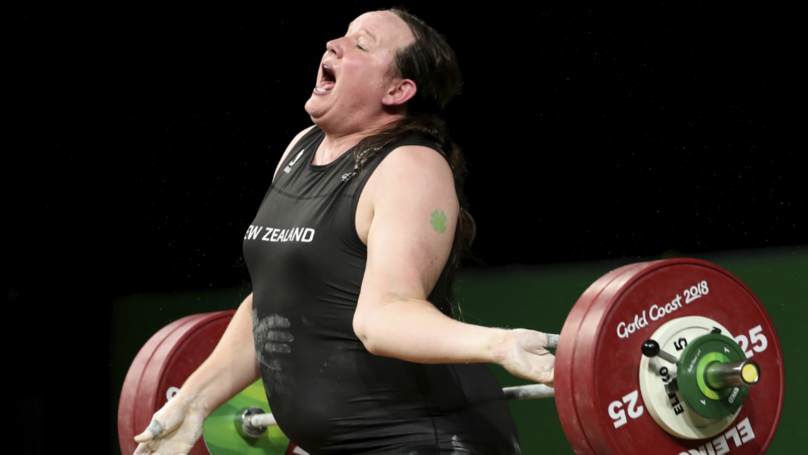 Weightlifter Laurel Hubbard Withdraws From Commonwealth Games After Elbow Injury
