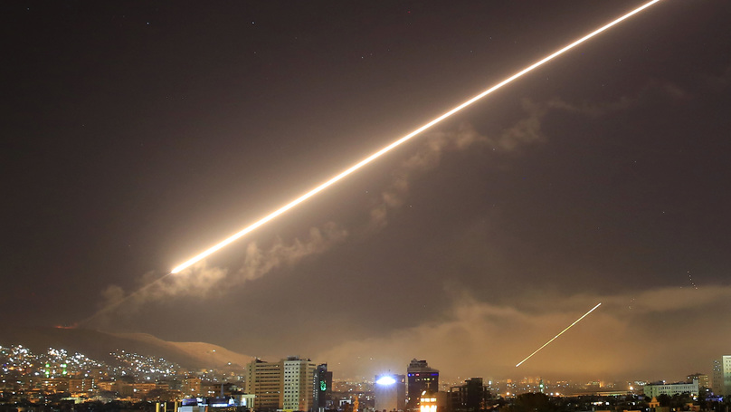 Britain Joins France And US In Air Strikes In Syria