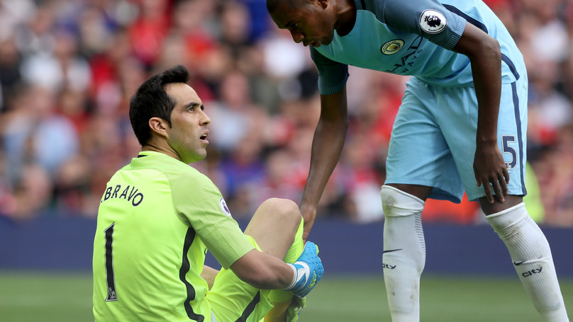 Manchester City Are Ready To Axe Claudio Bravo For Another Goalkeeper