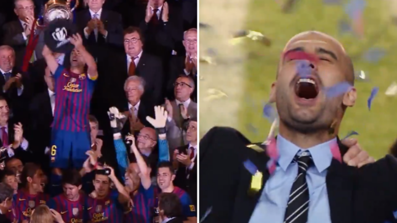 Trailer For Film About Barcelona's Pep Guardiola Years Looks Brilliant