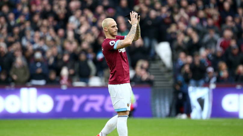 West Ham Eye Up Replacement For China Bound Marko Arnautovic