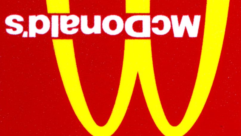 Are The Mcdonalds Golden Arches Logo Actually Boobs Ladbible