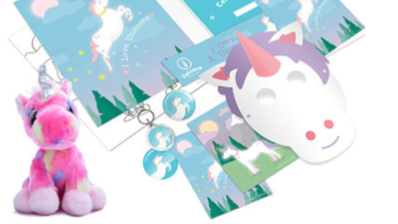 You Can Adopt A Unicorn And Donate To Charity At The Same Time