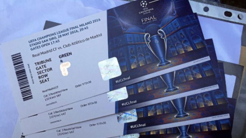Average Price For Champions League Final Ticket Is Staggering £272