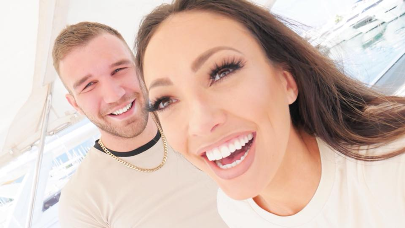 Sophie Gradon's Boyfriend Aaron Armstrong Paid Tribute To Her Days After Finding Her Body