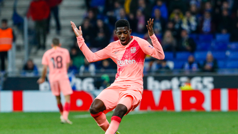 Ousmane Dembele Is In Trouble With Barcelona Again