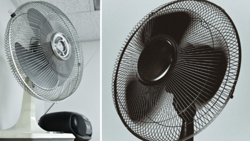 Using A Fan In Hot Weather Could Actually Make Your Even Warmer