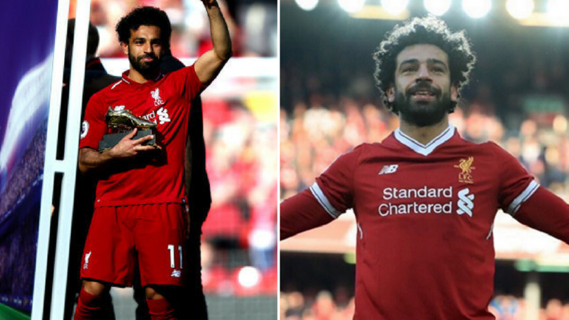 Salah's Brilliant Response When Asked If He Can Win Golden Boot Again