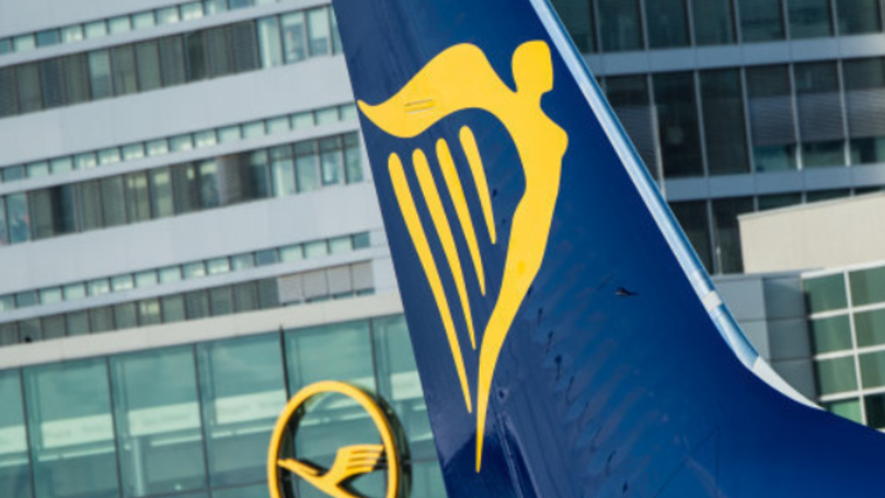 Ryanair Has Been Named 'Worst Short-Haul Airline' For The Sixth Year Running
