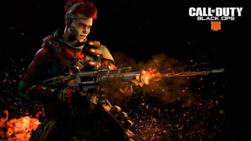 ​Call of Duty: Black Ops 4's Black Market Gives Free Loot