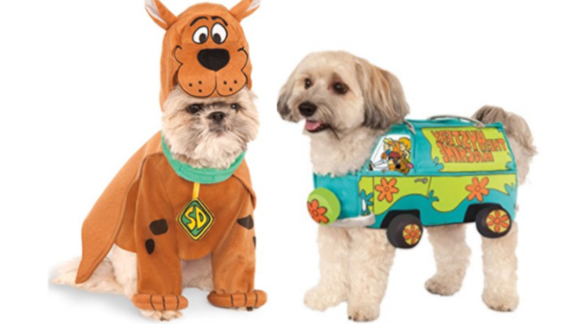 These Scooby-Dooby-Doggy Costumes Are So Damn Cute