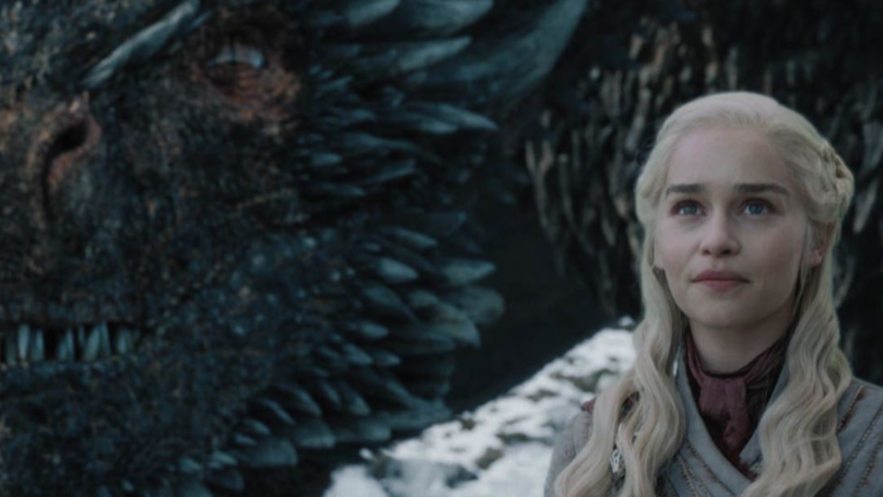 Game Of Thrones Finale Gave Clues As To Where Drogon Was Heading