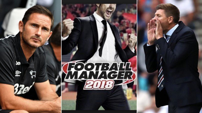 It Feels Like A Football Manager Save Has Come To Life