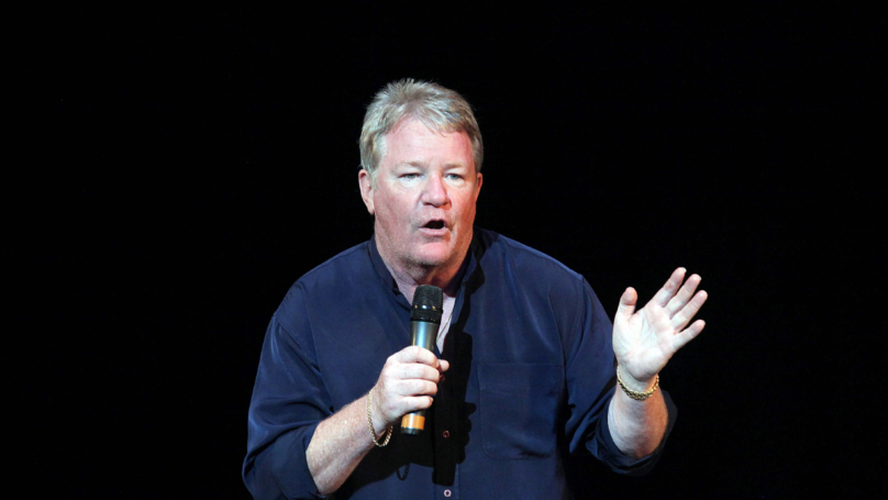 Jim Davidson Branded A 'Diva' and 'D***head' After Getting Into Spat With Barmaid