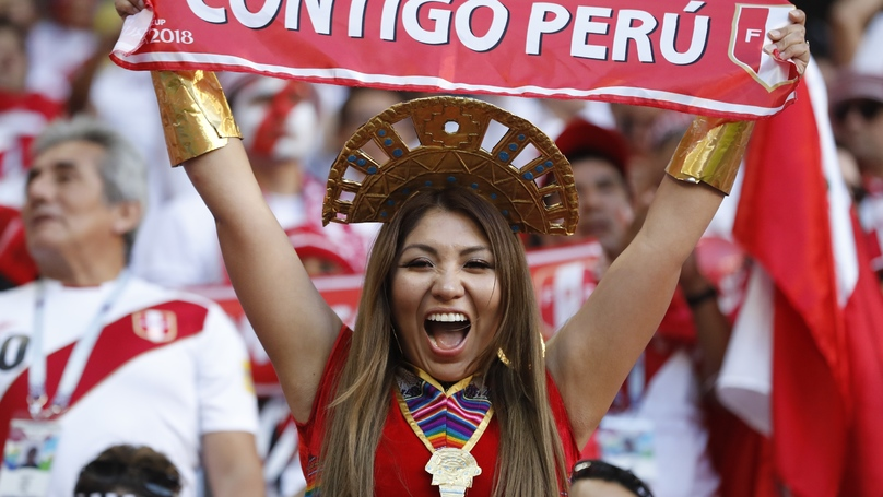 A Peru Fan Reportedly Gained 24kg To Get World Cup Tickets