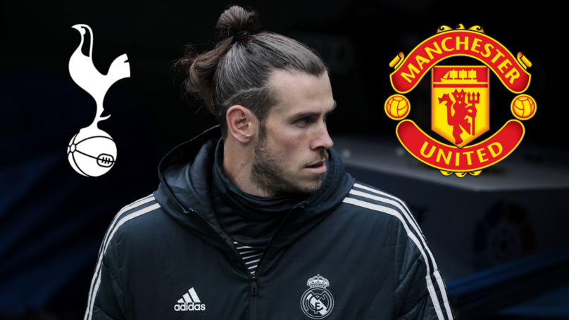 How Spurs Or Manchester United Could End Up Signing Gareth Bale On A Free