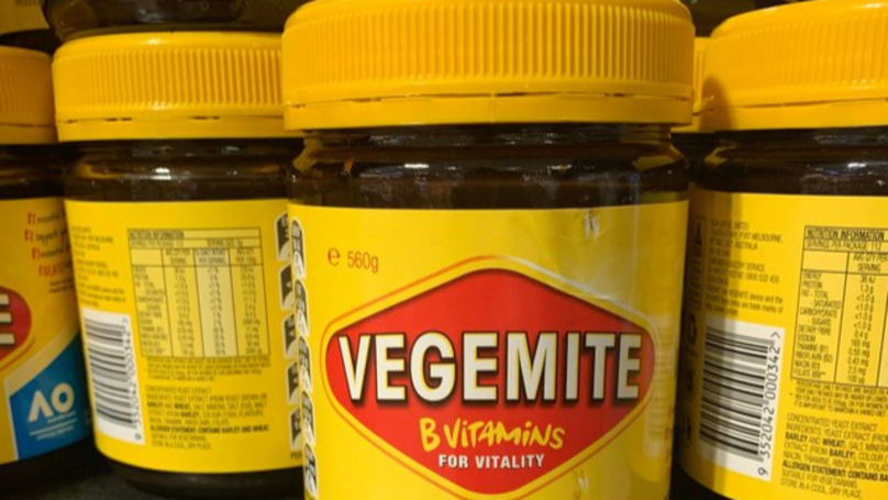 Vegemite Is Being Flogged For $19 A Jar At Sydney Airport