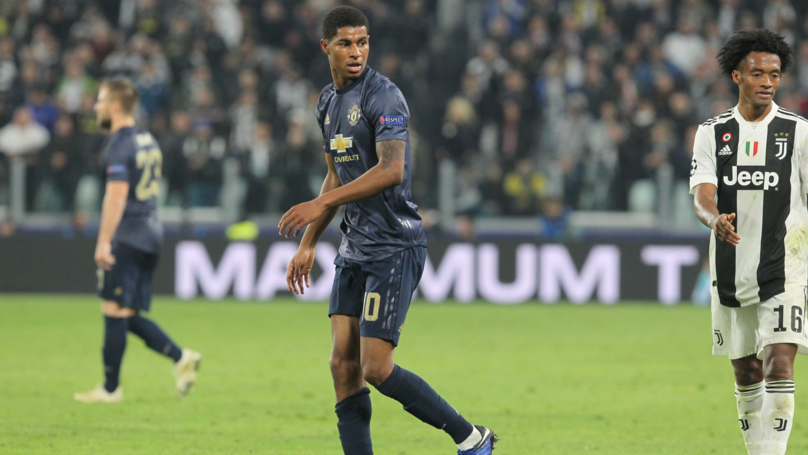 Juventus Seriously Interested In Manchester United's Marcus Rashford