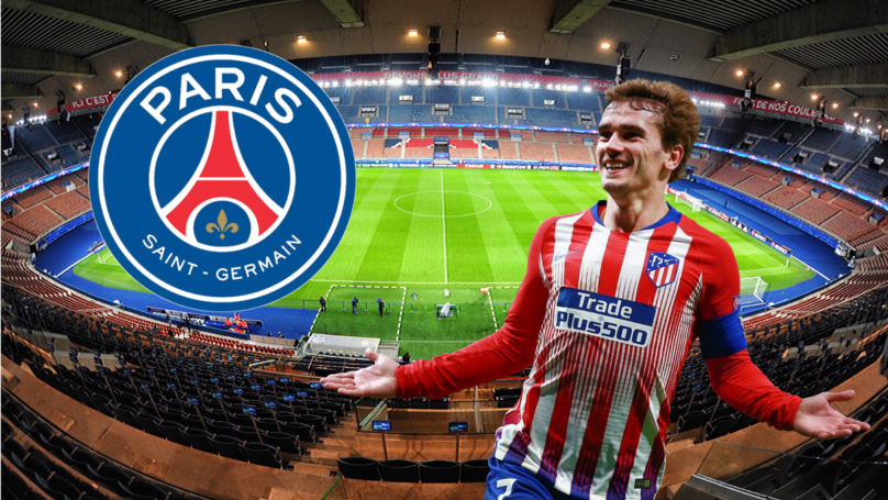 Antoine Griezmann Set To Sign With PSG After Apparent Barcelona Snub