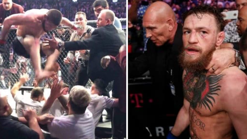 Conor McGregor And Khabib Nurmagomedov Banned For Incident After UFC 229 Fight