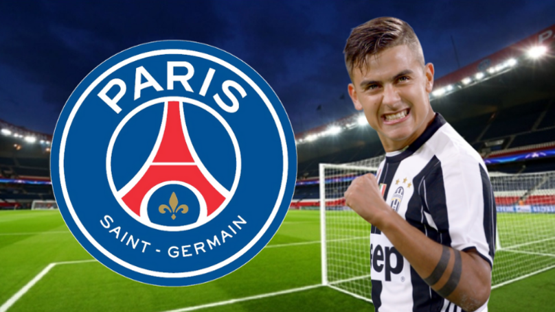 Paris Saint-Germain Have Made An Approach For Juventus Forward Paulo Dybala